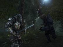 Fight among the Trees