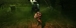 Arcania: Gothic 4 - Shadowbeast fight